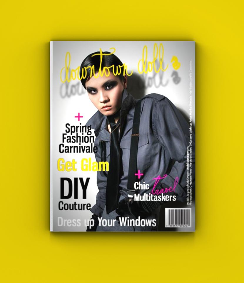 donwtowndoll-magazine
